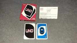 Uno Card Game [COMPLETE] 1988 NICE! - $12.00