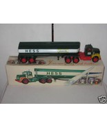 1972-1974 Hess Marx Toy Tanker Truck w/Box and Insert [Toy] - $549.99
