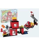 LEGO Duplo LegoVille 4664 Fire Station [Toy] - $115.99