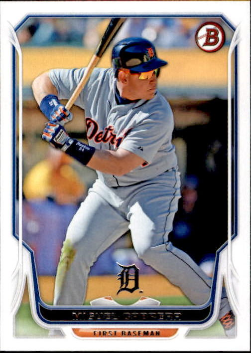 Primary image for Miguel Cabrera 2014 Bowman Card #50