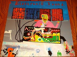 GEORGE HARRISON ELECTRONIC SOUND ORIGINAL LP ON ZAPPLE RECORDS - $227.70