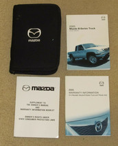 2005 Mazda B-Series Truck Owner's Manual Set with Case - $15.99