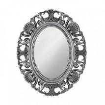 Silver Scallop Wall Mirror - $43.56