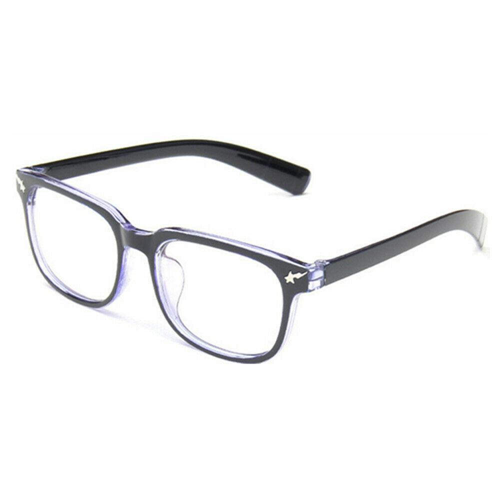 Fashion Classic Nerd Clear Lens Glasses Frame Casual Daily Eyewear Eyeglass image 8