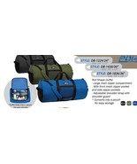 Deluxe Duffle Bag SportsTravel Bag,gym bag CarryOn luggage Travel Pouch ... - $14.95