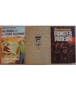 2 Ken Holt 1 Alfred Hitchcock MONSTER MUSEUM 3 ... - $16.00