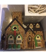 Dept. 56 Heritage Collection Dickens' Village Series Knottinghill Church... - $19.79
