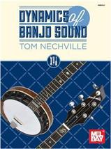 Dynamics of Banjo Sound/Luthiers Book For Improving Banjo Tone!  - $12.99