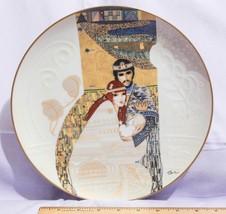 Knowles Eve Licea Collectible Plate Bathsheba & Solomon  jds - $9.89