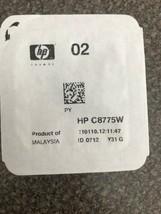 HP 02 Light Magenta Ink Cartridge, Standard, HP C8775W, Sealed - $9.50