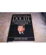 Kennedy Book- Reasonable Doubt  1st Edition - $75.00