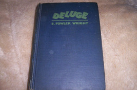 1st Edition 1928 Deluge-A Romance - $20.00