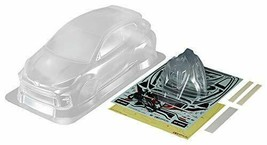 Tamiya RC Spare Parts Toyota GR Yaris Unpainted Clear Spare Body Set - $80.30