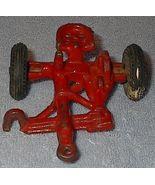 Arcade Marked Cast Iron Farm Toy Mower - $9.95