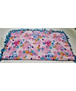 Blues Clues Tied Baby/Youth Fleece Blanket Homemade Vintage - $25.00