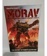 MORAV (MULTI-OPERATIONAL ROBOTIC ARMORED VEHICLE) - FREE SHIPPING - $18.70