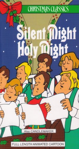 Christmas Classics Silent Night Holy Night Plus Candlemaker Animated Cartoon