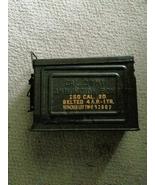 Artillery Can Ammuntion Box 250 cal 30 - $50.00