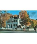 The Old Corner House, Stockbridge Historical Society, Massachusetts, pos... - $3.99