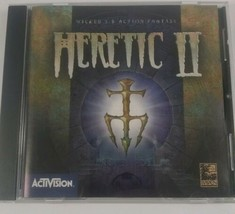 Heretic II Wicked 3D Action Fantasy Activision - $32.71