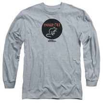 Mouse Rat T-shirt band Parks and Recreation comedy TV long sleeve tee NBC901 image 1