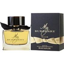 MY BURBERRY BLACK by Burberry PARFUM SPRAY 3 OZ For WOMEN - $70.74+