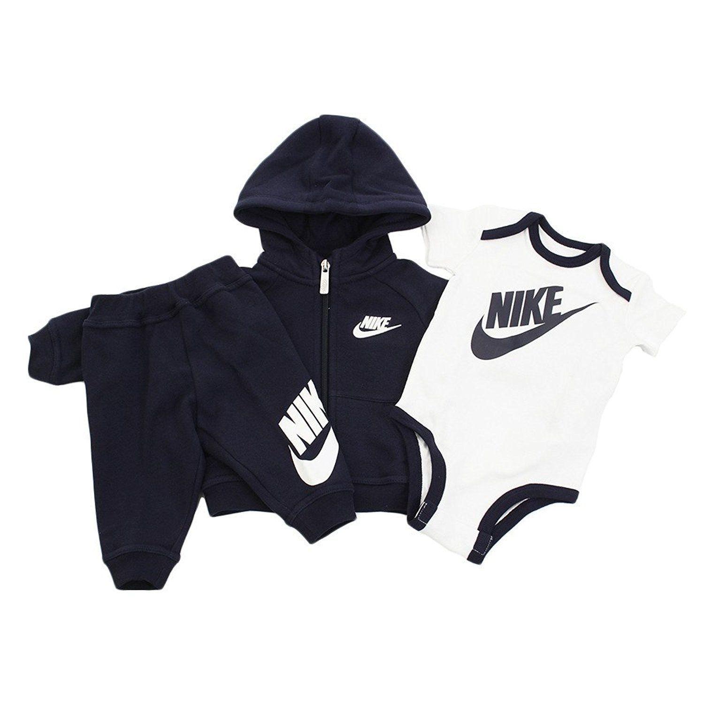 1e0a4eddb4dd47 Nike Futura 3 Piece Infant Set Gift Pack