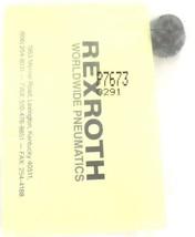 NEW REXROTH P7673-0291 PNEUMATIC LUBRICATOR PLUG REPAIR KIT P76730291