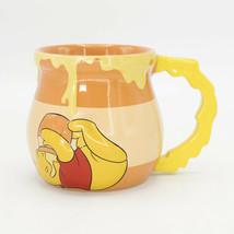 2019 Winnie The Pooh Honey Pot Disney Parks Shanghai Exclusive 17oz Mug Cup - $39.00