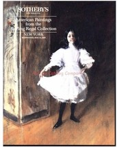 Sothebys American Paintings catalog, the Sterling Regal Collection Full ... - $16.81
