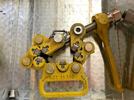 "AOT TYPE ""C"" SAFETY CLAMP Oil Tools Rig Tools - $684.00"