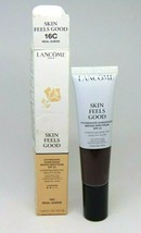 LANCOME SKIN FEELS GOOD Hydrating Skin Tint  Healthy Glow 16C Suede 1.0o... - $19.75