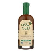 The Maple Guild Organic Vinegar - Maple - Case Of 6 - 375 Ml - $69.96