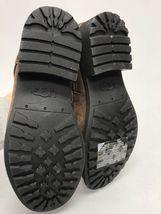 UGG Australia BENSON Buckle Sheepskin Ankle Booties 1095151 Chipmunk Waterproof image 12