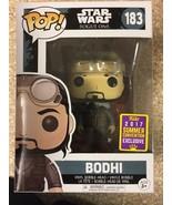 Funko Pop 183 BODHI Star Wars ROGUE ONE #183 - $34.64