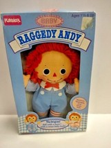 """Vintage - Playskool 1989 Baby Raggedy Andy Doll NIB - 9"""" Tall  So Adorbs! - $17.94"""