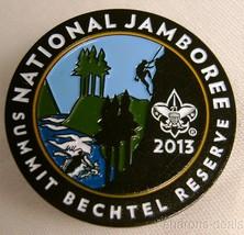 Boy Scout 2013 National Jamboree Lot 3 Full Color Pin Summit Bechtel Res... - $14.49