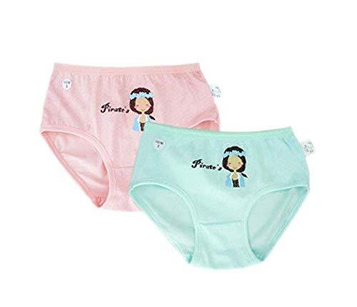 PANDA SUPERSTORE Set of 2 Breathable Soft Kids Underpants Baby Shorts Baby Under