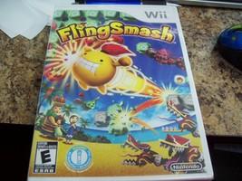 FlingSmash (Nintendo Wii, 2010) - $5.93