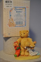 Cherished Teddies - Jacob - 950734 - Wishing for Love - Bear with Stocking - $11.18