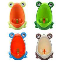 Frog Children Potty Toilet Training Kids Urinal for Boys Pee Trainer Bat... - $26.90