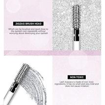 Glitter 4D Lash Mascara, Waterproof and Long Lasting, Thickening and Lengthening image 2