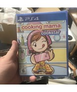 PS4 Cooking Mama Cookstar PlayStation 4 NEW SEALED - $29.91