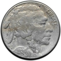 1924S Buffalo Nickel 5¢ Coin Lot# A 268 image 1