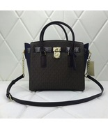 Michael Kors Studio Hamilton Large East West Leather Satchel - $223.00