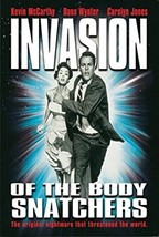 Invasion of the Body Snatchers DVD - $3.95