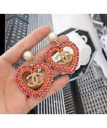 Double C Earrings - $85.00