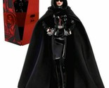 Star Wars x Barbie Darth Vader Doll Limited Edition Mattel Darth Vader COA NIB