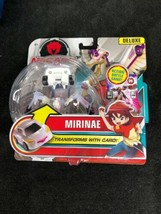Mattel Mecard Mirinae Deluxe Action Battle Game Transforms With Card Nip - $9.99