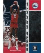 Moses Malone Donruss Optic 19-20 #13 Winner Stays Philadelphia 76ers - $0.75